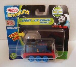 Thomas Friends Adventures Light-Up Racer Thomas the Train Metal Engine