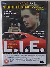 L.I.E. / MICHAEL CUESTA / BRIAN COX / USA INDIE 2003 / REGION 0 PAL / SEALED