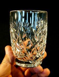 Beautiful Waterford Crystal Avoca Large Tumbler