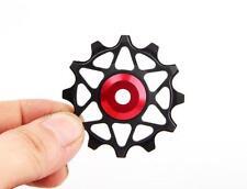 12T Jockey Wheel SRAM shimano MTB bicycle Rear Derailleur Pulleys guide bearing