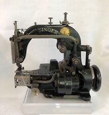 Hat Straw Sewing Machine Singer 112-4
