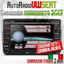 "AUTORADIO 7"" Navi VW GOLF 5 6 GTI,NewBeetle,Passat,Tiguan,Touran,Scirocco,Bora N"
