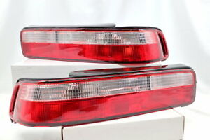 OEM Styly TAIL LIGHTS LAMPS LEFT RIGHT NEW FOR 1990-1993 ACURA INTEGRA 2DR