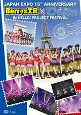 Berryz Kobo Cute in Hello!Project Festival Japan Expo 15th DVD Japanese Tracking