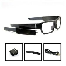 720p HD 32GB HIDDEN SPY VIDEO RECORDER IN EYEWEAR GLASSES WITH REMOVABLE BATTERY