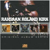 Rahsaan Roland Kirk - Rahsaan Roland Kirk  Original Album Series [CD]