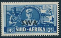 Stamp South West Africa 1941 WWII SWA Ladies Military Service MNH