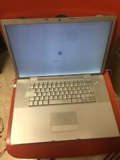"M72 Apple Macbook Pro 17"" 2.5 Intel C2d 2008 A1261 4gb Ram 500 Gb No Batteria"