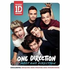 NEW - One Direction: Meet One Direction by One Direction