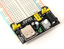 MB102 Breadboard Power Supply Module Adapter 3.3V/5V Arduino Board Raspberry Pi