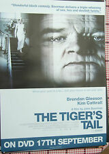 Brendan Gleeson Kim Cattrall THE TIGERS TAIL(2006)Original video release poster