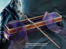 Harry Potter Dumbledore Elder Wand In Ollivanders Box Noble Collection Gift Prop