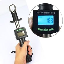 3 in1 Fish Lip Gripper Grip Tool Stainless Steel + Digital Scale with Battery