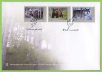 Norway 2008 Wildlife set First Day Cover
