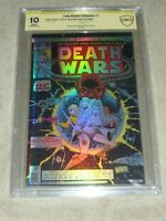 PERFECT 10 CBCS SS 10.0 LADY DEATH FANTASIES #1 DEATH WARS HOLO EDITION CGC