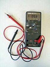 Fluke Multimeter 75 w /Case - Used