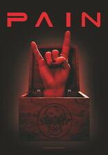 "PAIN AUFKLEBER / STICKER # 1 ""CYNIC"""