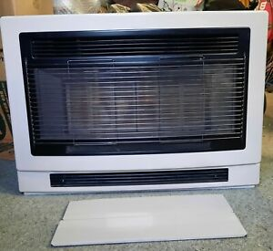 Rinnai Ultima II flued space heater - Model REH-311FTC Console - Natural Gas