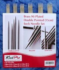 Knit Pro Metall Spiele Set 15cm lang 10651
