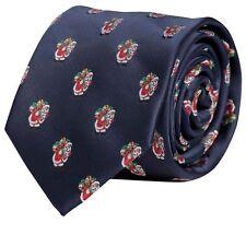 Krawatte Von Fabio Farini gestreift In rot WEISS grün