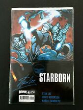 STARBORN #4 BOOM! STUDIOS COMICS 2011 NM+ STAN LEE