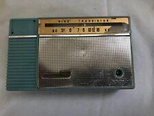 280131fcc60 Vintage Seminole 9 Transistor Radio Model 900 Sans   Streiffe Portable Radio