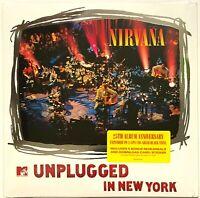 Nirvana - MTV Unplugged in New York 2LP [Current Pressing] LP Vinyl Record Album