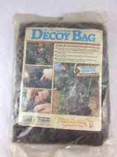 New! Flambeau 36� x 36� Camouflage Decoy Bag