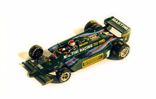 OSTORERO ODG 154 Lotus 79 Martini Racing Mario Andretti #1 NEW Handmade in Italy