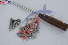 Cortical Screws 45mm Different 200pcs With Screwdriver Orthopedics Instrument