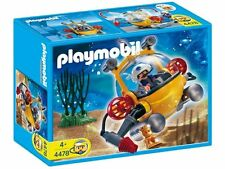 SEALED - NEW - Playmobil 4478 Deep Sea Diving Bell - Ocean Nautical Expedition