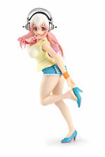 Super Sonico Sonico-chan Everyday Life Going Out Figure Vitamin Ver.