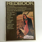 Redbook Magazine January 1966 Birth Control Pills and the Emotional Effects