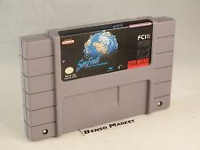 SIM EARTH THE LIVING PLANET SIMEARTH NINTENDO SNES SUPER NES NTSC USA AMERICANO