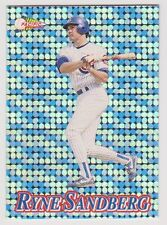 1994 Pacific Silver Prisms #26 Ryne Sandberg Chicago Cubs