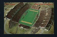 Ames Iowa IA c1960sAERIAL VIEW, Ia State University Football Stadium & CROWD   )