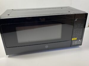 NEW OPEN BOX GE SPACEMAKER Black Over-The-Range Microwave PEM31DF2BB