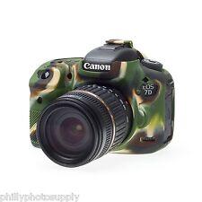 easyCover Armor Protective Skin for Canon 7D Mark II Camo ->Free US Shipping