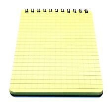 Impermeable Notebook, al aire libre, camping, senderismo, orientación, seguridad, Bug Out