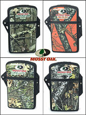Mossy Oak Water Resistant Eagle Torch Flame Camoflauge Lighter Butane Refillable