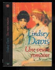 """Lindsey Davis : Une veuve romaine - N° 60 """" Labyrinthes """""""