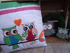 Handgefertigte Kissen aus 100% Baumwolle