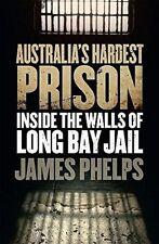 Australia's Hardest Prison by James Phelps   Paperback Book   9780143780793   NE