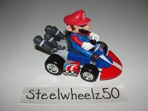 "Nintendo Mario Kart Mario Remote Control Vehicle RC 27 MHz NO CONTROLLER 5"" Long"