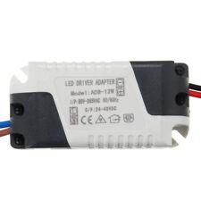 AC85-265V To DC24-40V 8-12W 300mA LED Supply Power Transformer Adapter Driver