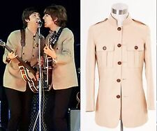 The Beatles at Shea Stadium Jacket Costume Cosplay Famous Bands  *Tailored*