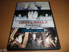 GHOST in the SHELL 2 INNOCENCE rare MUSIC VIDEO dvd (not movie)