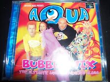 Aqua Bubble Mix The Ultimate Aquarium Remixes Australian CD - Like New