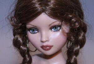"Tonner WIlde Imagination Elloywne Wilde 16"" OOAK Repaint Wigged"