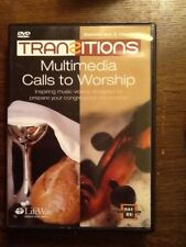 Transitions Communion & Classical: Multimedia Calls to Worship DVD #